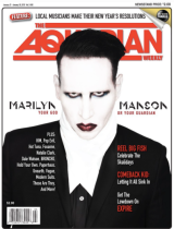 An Interview with Marilyn Manson: The Emperor's New Groove